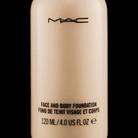 Face And Body Foundation  | M·A·C Cosmetics | Official Site