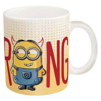 Minions Devil 11 oz. Ceramic Coffee Mug