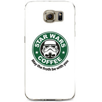 "Starbucks Star Wars ""May The Froth Be With You"" for Samsung Galaxy S7"