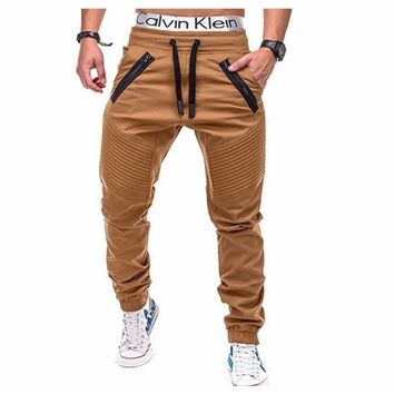 Tooling pockets Joggers Pants