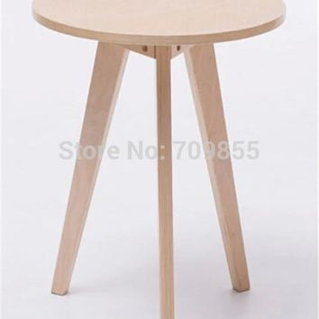 High End Table Living Room Sets Contemporary Natural Color Cheap Small Center Wood Accent High End Table