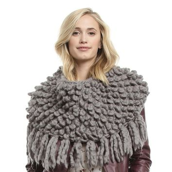 The Bowery Cowl - Knit Kit