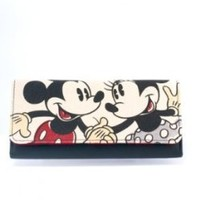 Wallet - Disney - Mickey & Minnie Mouse