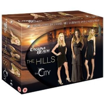 The Hills,The City + Laguna Beach - Collection Box Set DVD: Amazon.co.uk: Film & TV