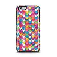 The Color Knitted Apple iPhone 6 Plus Otterbox Symmetry Case Skin Set
