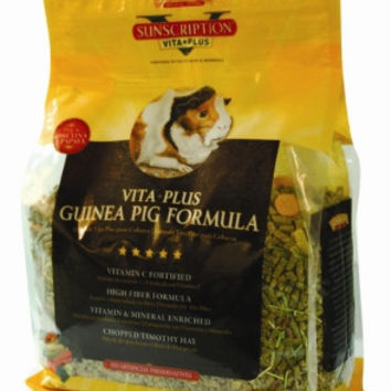 Sunscription Vita Prima Guinea Pig Food - 4 lb