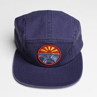 Altru Apparel 5 panel Rising Sun cap