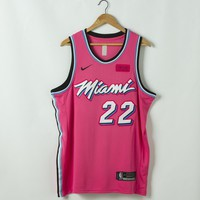 Men's Miami Heat Jimmy Butler Nike Sunset Vice Swingman Jersey - Best Deal Online