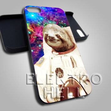 AJ 2128 Dolla Dolla Astronout galaxy - iPhone 4/4s/5 Case - Samsung Galaxy S3/S4 Case - Black or White