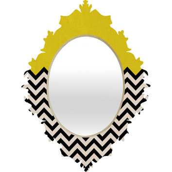 Bianca Green Follow The Sun Baroque Mirror