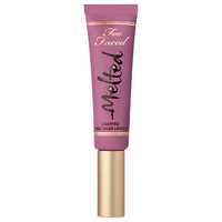 Too Faced Melted Liquified Long Wear Lipstick, Melted Fig