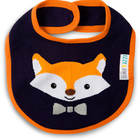Orange and Navy Fox