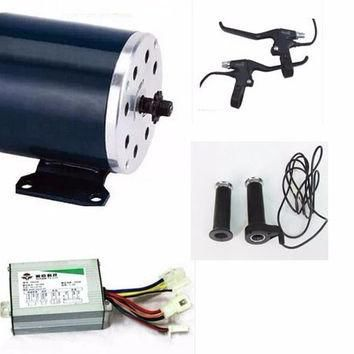1000W 48V electric skateboard conversion kit , electric bike motor kit , 2 wheel scoo