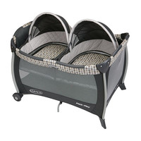 Graco Pack 'n Play Play Yard with Twins Bassinet - Vance