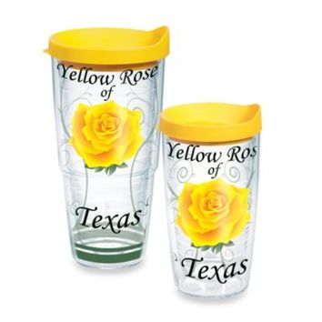 Tervis® Yellow Rose of Texas Wrap Tumbler with Lid
