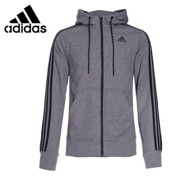 Adidas Mens Climalite Jacket Hooded