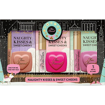Too Faced Naughty Kisses & Sweet Cheeks | Ulta Beauty