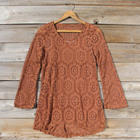 October Lace Tunic