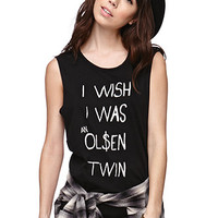 Hips and Hair Olsens Muscle Tee at PacSun.com