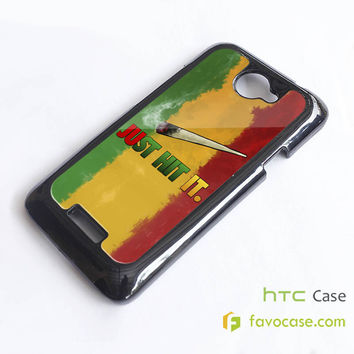 JUST HIT IT Nike HTC One X, M7, M8 Phone Case Cover