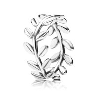 PANDORA Laurel Wreath Ring - Size 5
