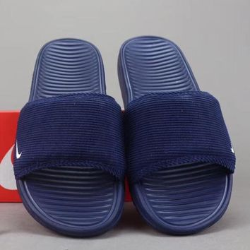 Trendsetter Nike Benassi Solarsoft Slide Sp Women Men Fashion C fdafd6785