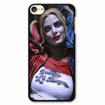 Harley Quinn 3 iPod Touch 6 Case