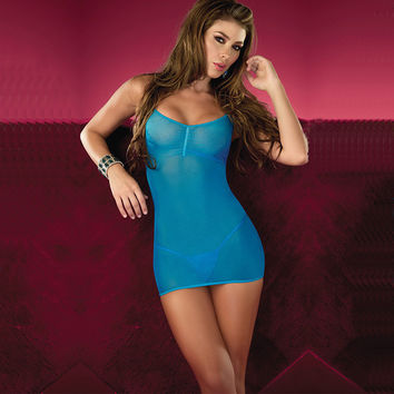 Hot Deal Sexy Cute On Sale Spaghetti Strap See Through Backless Sex Toy Exotic Lingerie [6595952643]