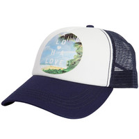 Billabong - Aloha Love Trucker Hat | Blue Cruz