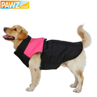 Dog Clothes Dog Winter Clothing Large Dog Vest Warm Apparel Pet Clothes Clothing For Dog Pet Supplies