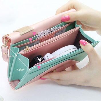 new style c7f0d 21dba Best iPhone 6 Wallet Wristlet Products on Wanelo