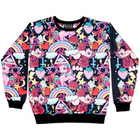 Kawaii Sweatshirt [MULTI]