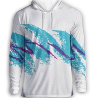 Jazzy 90s Hoodie