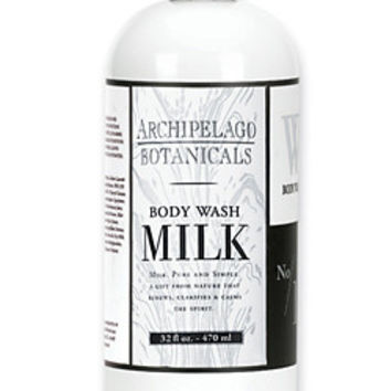 Archipelago Oat Milk Body Wash 33 oz