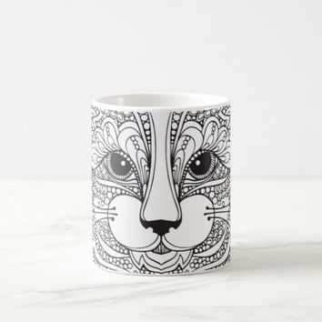 CAT2 COFFEE MUG