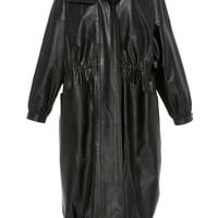 Leather Raincoat | Moda Operandi