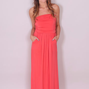 Must Have Maxi - Coral