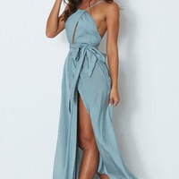 Love Spell Maxi Dress Mint