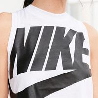 Nike Sportswear Essential Cropped Tank Top | Urban Outfitters