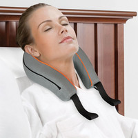 The Deep Or Light Pressure Neck Massager - Hammacher Schlemmer
