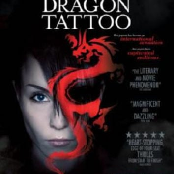 Girl With The Dragon Tattoo Movie 11inx17in Mini Poster #01