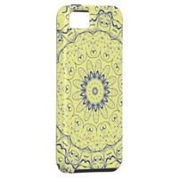 Boho Chic Lace Look iPhone 5 Case from Zazzle.com