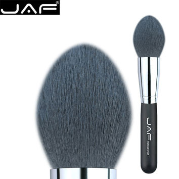 Retail Synthetic Tapered Kabuki Brush precise highlighter brush blush brush Makeup Contour Brushes Free Shipping