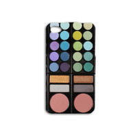 Makeup Set Cute Custom Case for iPhone 5/5s and iPhone 4/4s