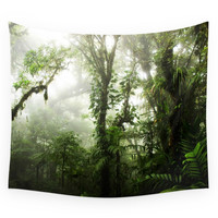 Society6 Cloud Forest Wall Tapestry