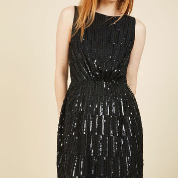 Fantasy Fete Sequin Dress | Mod Retro Vintage Dresses | ModCloth.com