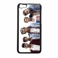 One Direction Cool Photo In Galaxy iPhone 5c Case