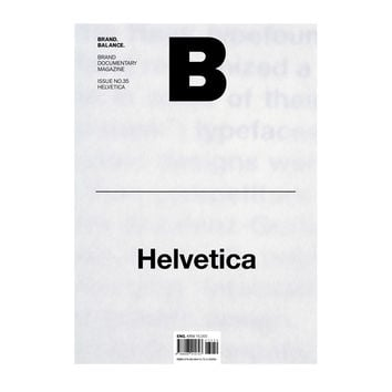 B Issue 35 - Helvetica