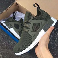 New NMD XR1 Fall Olive green Sneakers Women Men Youth Running Shoes