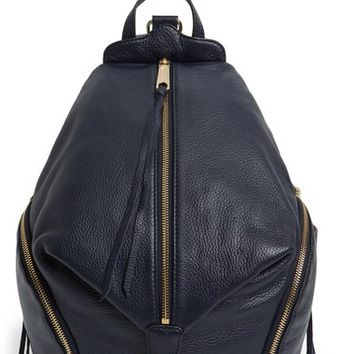 Rebecca Minkoff 'Julian' Backpack with Fringed Pulls | Nordstrom